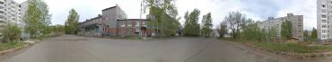 Панорама Раон Городской Больницы №1